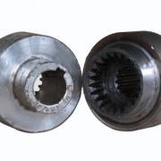 Шкив тормозной(D40 со шпонкой)   КС-3577.28.126-1