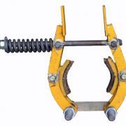 Тормозное устройство механизма поворота